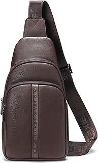 Men's Casual Small Backpack, Trend Waist Chest Bag Messenger Bag Multi-Function Chest Bag