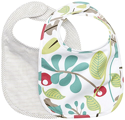 Ella & otto Coffret cadeau pour bébé Motif feuilles