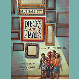 Pieces and Players audiobook cover art