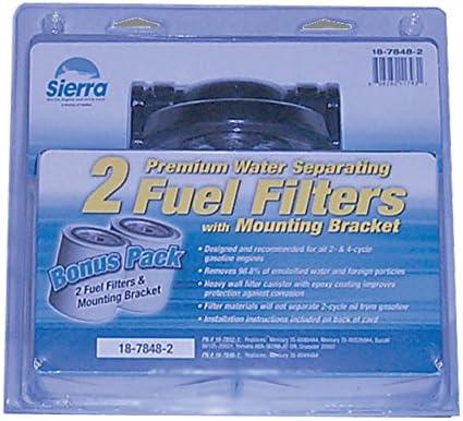 Sierra 18-7848-2 Fuel Water Separator Kit unisex 1 4