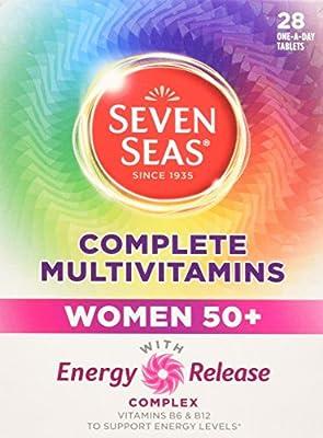 Seven Seas Complete Multivitamins Women 50+, 28 Tablets by Seven Seas Ltd