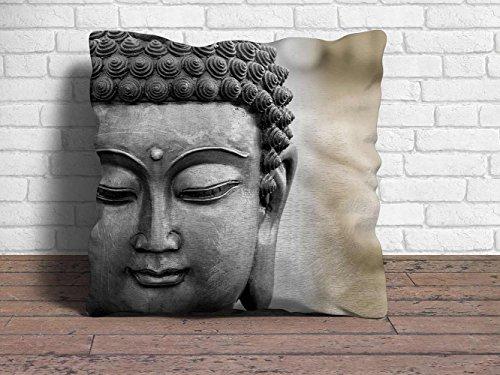 Oedim Cojín 40 x 40 cm Cabeza Buda