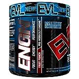 Evlution Nutrition ENGN, Supplément Pre Workout, Emballage de 30 Doses, Goût Punch Aux Fruits