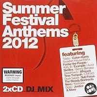 SUMMER FESTIVAL ANTHEMS 2012