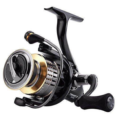 SeaKnight Treant II Spinning Fishing Reel 5.0:1,6.2:1 High Speed 13KG Max Drag Power Carbon Fiber Drag System Smooth Powerful Wheel