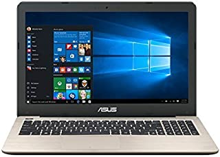 ASUS F556UA-AS54 15.6-inch Full-HD Laptop (Core i5, 8GB RAM, 256GB SSD) with Windows 10, Icicle Gold (Renewed)