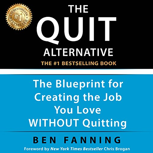 The QUIT Alternative audiobook cover art