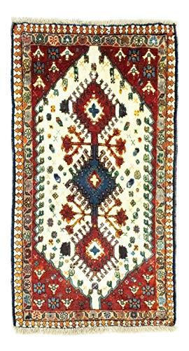 Morgenland Teppiche 4982Yal105x60 Teppiche, 100% Schurwolle, 105 x 60 cm