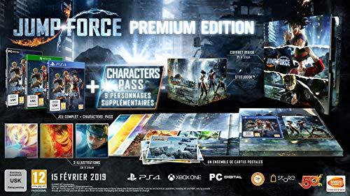 Jump Force - Edition Premium Sur Xbox One