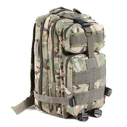 OASIS LAND 30L Outdoor Hiking Camping Bag Climbing Trekking Storage Rucksack Backpack Camo Pack-CPCamo-OneSize