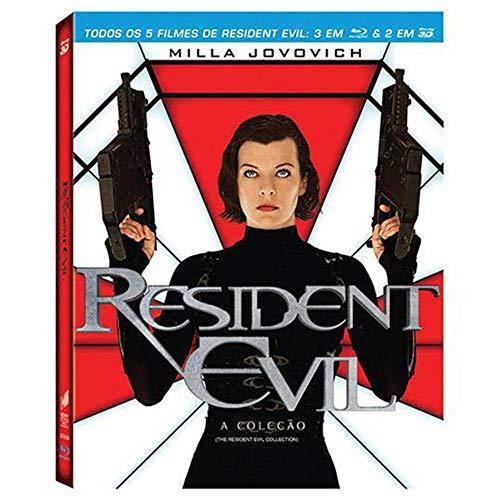Resident Evil - A Coleção