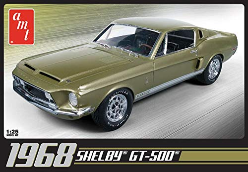 AMT 1:25 Scale 1968 Shelby Mustang GT-500 Model Kit