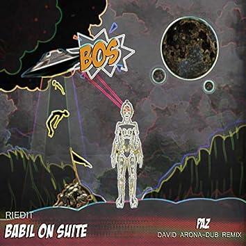 Paz [David Arona Dub Remix]