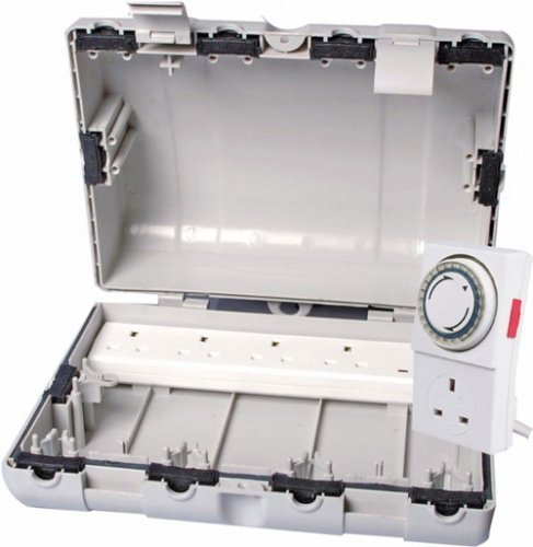 Noma 1018006 Birnenf/örmige Gl/ühbirne mit Kupferbeschl/ägen batteriebetrieben