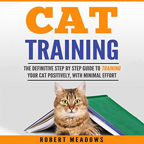 Cat Training audiobook cover art