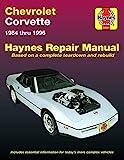 Chevrolet Corvette Automotive Repair Manual: Models Covered : Chevrolet Corvette 1984 Through 1996