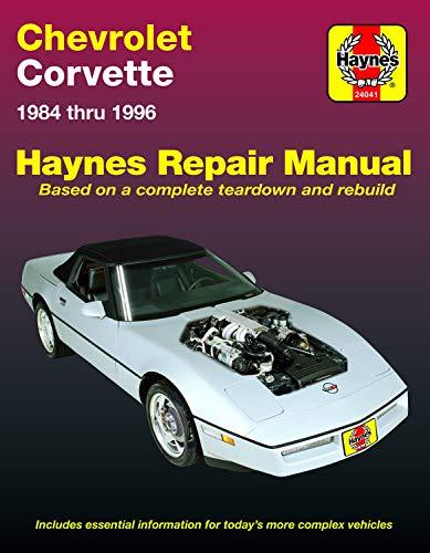 Chevrolet Corvette 1984 thru 1996 (Haynes Manuals)