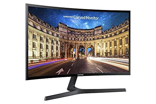 Samsung C24F396FHU 60,9 cm (24 Zoll) Curved Monitor, schwarz - 4