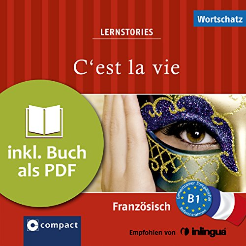 C'est la vie - Wortschatz audiobook cover art