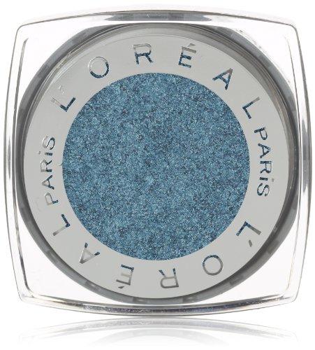 L'Oreal Paris Infallible 24HR Eye Shadow, Timeless Blue Spark [760] 0.12 oz