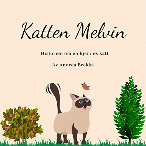 Katten Melvin: - Historien om en hjemløs katt (Norwegian Bokmal Edition)
