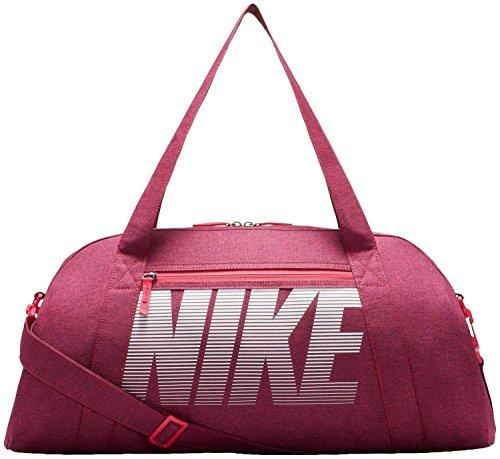 Nike Gym Club Training Duffel Bag,RUSH PINK/RUSH PINK/WHITE,One Size