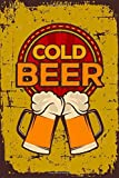 Cold Beer: Beer Making Kit Book: The Essential Brew your Beer Logbook; with Key References on Grains, Yeast, Hops, Pitch Rates, Mash Steps & More.