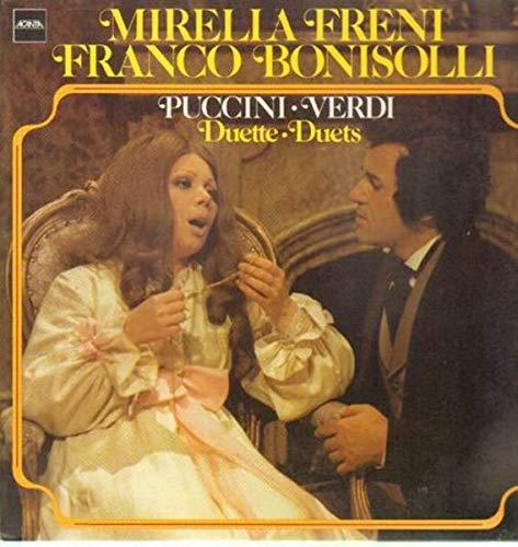 Mirella Freni , Franco Bonisolli - Puccini / Verdi Duette - Duets...