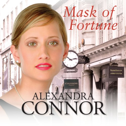 Mask of Fortune audiobook cover art