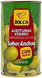 JOLCA - Aceituna Sabor Ancho Lata 185Gr