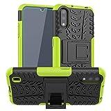SKTGSLAMY Galaxy A01 Case, with HD Screen Protector,