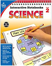 Science, Grade 2 (Interactive Notebooks)