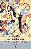 Carl Zuckmayer: Die Fastnachtsbeichte