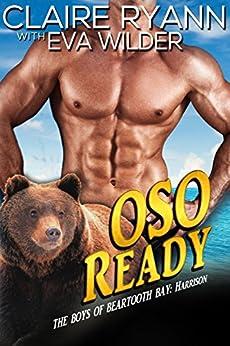 OSO Ready: The Boys of Beartooth Bay: Harrison by [Claire Ryann, Eva Wilder]