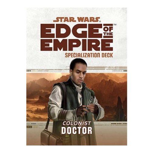 Star Wars Edge of The Empire Doctor Brettspiel