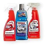SONAX Xtreme Shampoo 1L Flugrostentferner Insektenentferner Außenreinigung