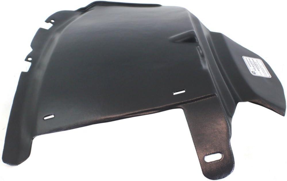 In a popularity Evan-Fischer Splash Shield Front Left Daily bargain sale Liner Side Plastic Fender