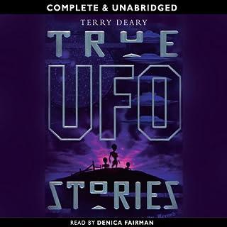 True UFO Stories cover art