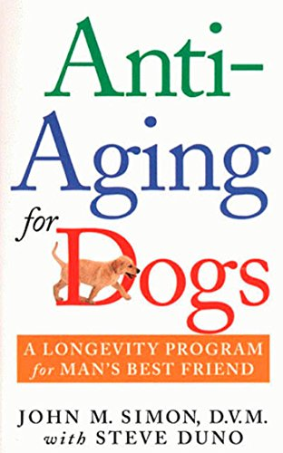 Anti-Aging for Dogs: A Longevity Program For Man's Best Friend