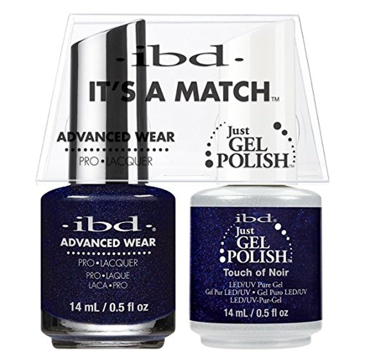 納税者の間でエンゲージメントibd - It's A Match -Duo Pack- Touch of Noir - 14 mL / 0.5 oz Each