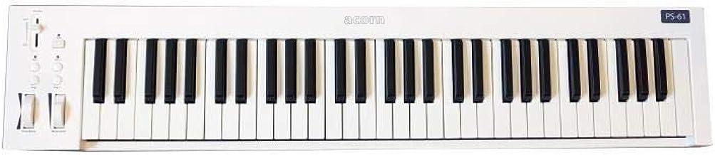 Teclado ACORN Midi Master: Amazon.es: Instrumentos musicales