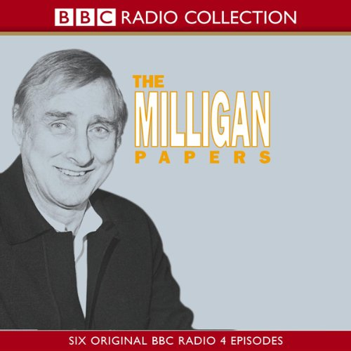 The Milligan Papers audiobook cover art