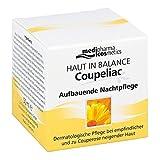 Haut in Balance Coupeliac Aufbauende Nachtpflege, 50 ml
