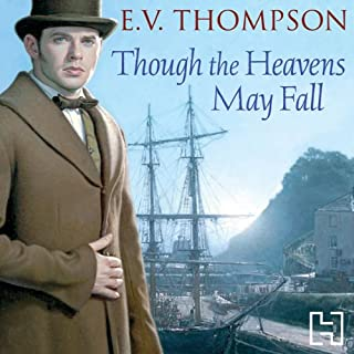 Though the Heavens May Fall cover art
