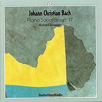 J.C. Bach: Piano Sonatas, Op. 17