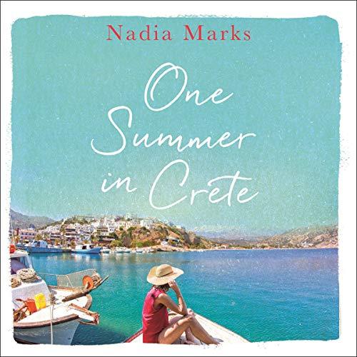 One Summer in Crete audiobook cover art
