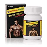Best Choice Nutrition Body Plus 60 Capsule for Fast Weight and Muscle Gain