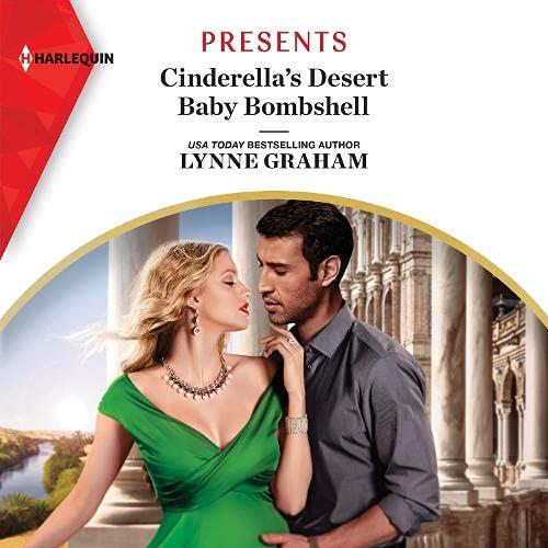 Cinderella's Desert Baby Bombshell Audiobook By Lynne Graham cover art
