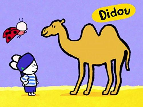 Louie, mal mir ein Haus, eine Schnecke, ein Kamel