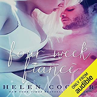 Four Week Fiancé audiobook cover art